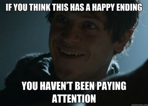 Ramsay Bolton Meme - game of thrones from book to screen part two the worst
