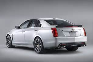 Cadillac Cts Z 2016 Cadillac Cts V Churns Out 640 Horsepower From Z06