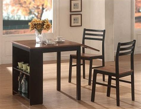 kitchen tables and chairs for small spaces whereibuyit