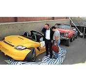 Porsche Boxter S Accident In Iran  Auto Accidents Photos Pinterest