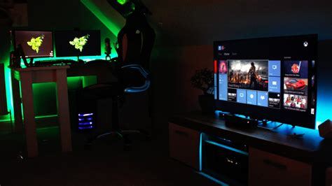Cool Gaming Desks Cool Gaming Desks Ideas For Gamers 12941