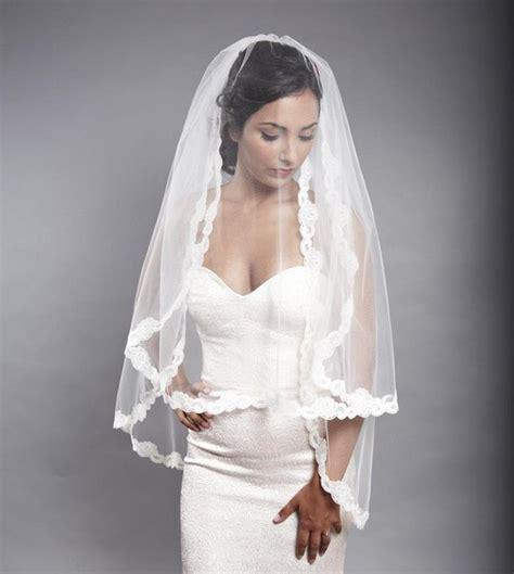Wedding Veils by 10 Types Of Veils