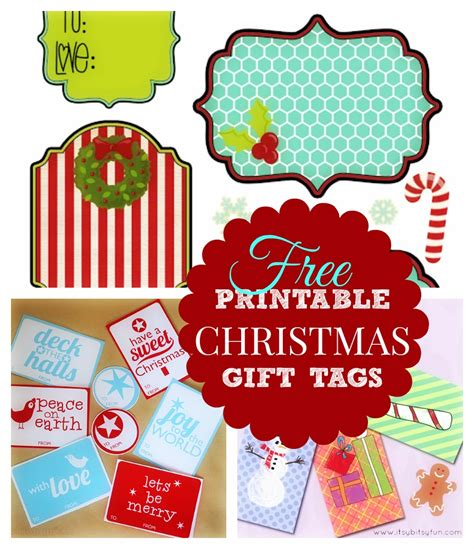 printable and editable christmas gift tags printable christmas gift list what mommy does