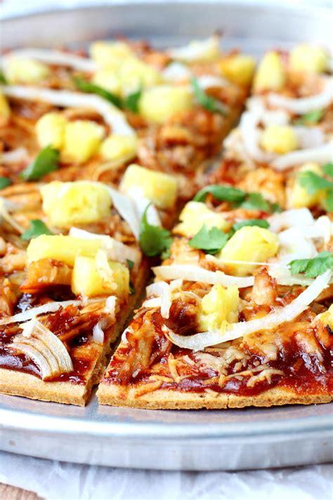 Chicken Pizza Kitchen by Copycat California Pizza Kitchen Hawaiian Bbq Chicken Pizza Allfreecopycatrecipes