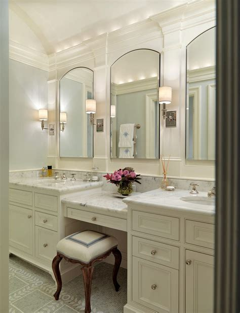 Contemporary Bathroom Vanity Ideas - 72 inch vanity bathroom traditional with elegant vanities