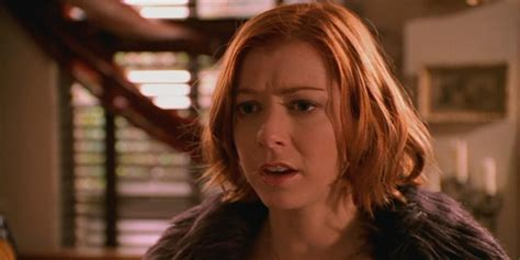 Buffy The Vire Slayer 5 willow rosenberg buffy the vire slayer and wiki all