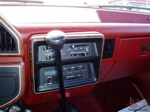 1987 ford f150 4x4 interior www galleryhip com the