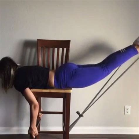 Chair Exercises With Bands by 109 Best Images About Glute Exercises On Glute