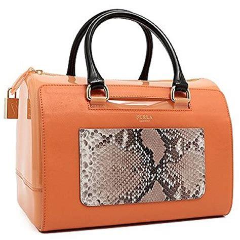 Furla Metro Large furla satchel medium apricot miele accessorising