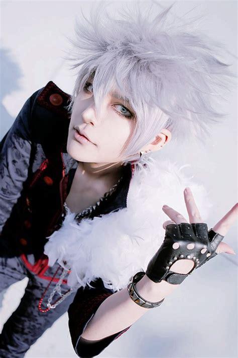 anime cool cosplay cosplay makeup inspiration ranmaru kurosaki uta no prince