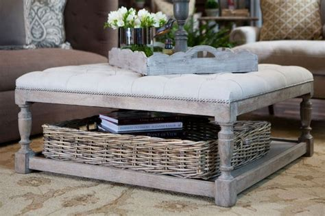 white tufted ottoman coffee table best 25 ottoman coffee tables ideas on diy