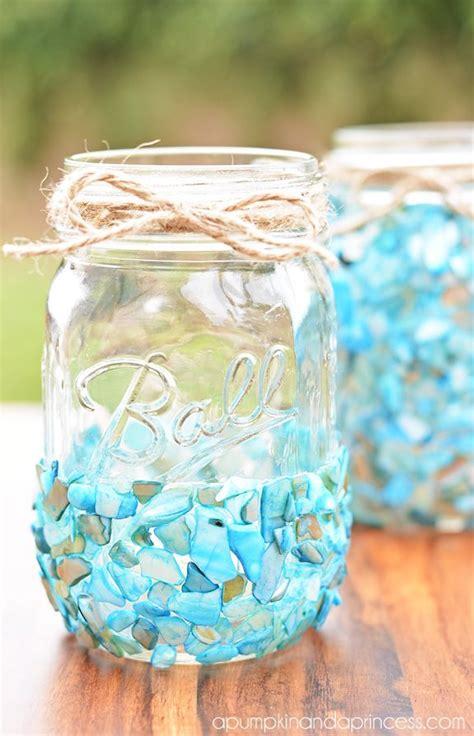 crafts in a jar thirty beachy jar ideas yesterday on tuesday