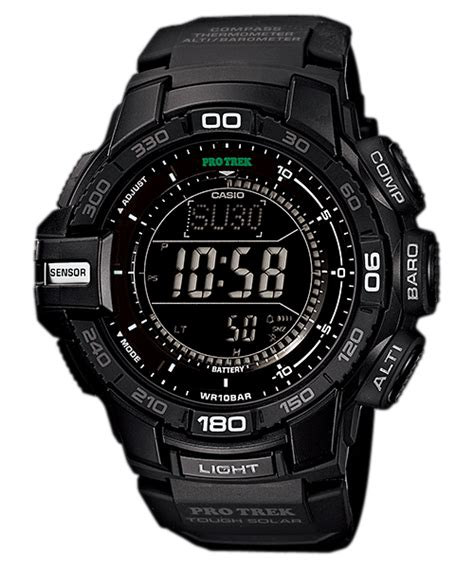 casio prg 270 prg 270 1a pro trek timepieces casio