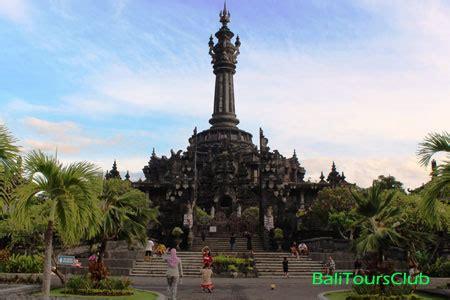 monumen bajra sandhi monumen perjuangan rakyat bali