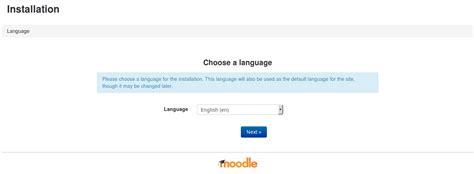 membuat database e learning cara membuat situs e learning menggunakan cms moodle