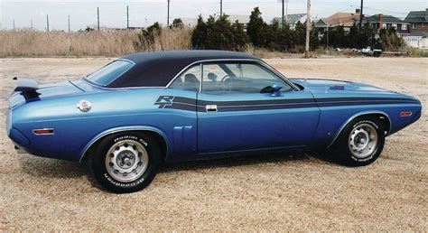 1971 DODGE CHALLENGER R/T COUPE   45053