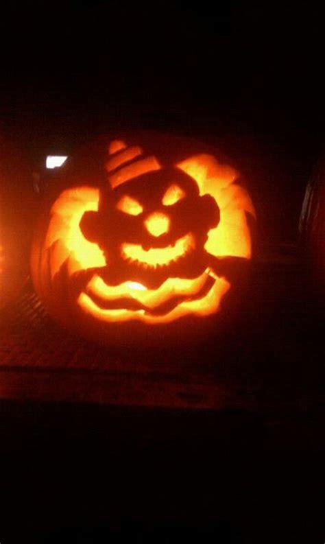 halloween clown pumpkin holidays pinterest halloween