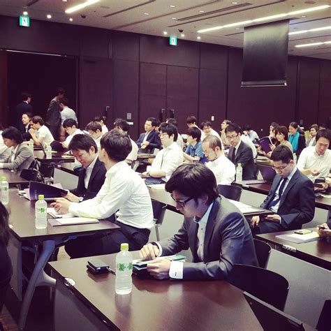 Kellogg Mba Recommendation Questions 2014 by Packed House For Japan Info Session Inside Kellogg