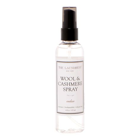 The Laundress by The Laundress 4 Oz Wool Spray The Container