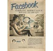 Retro Future Ads For Facebook Twitter &amp YouTube