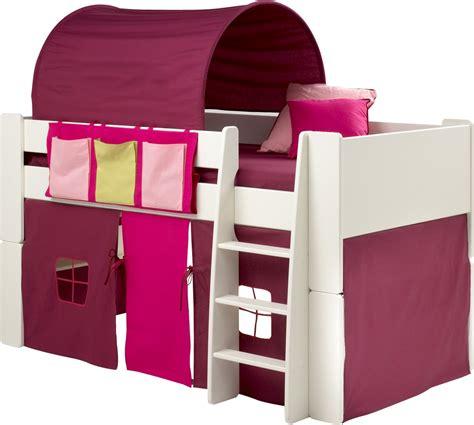 julian bowen stella low sleeper bed childrens bed shop