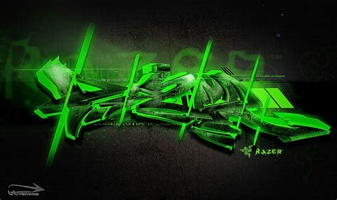 graffiti wallpaper green graffiti 3d green hd wallpaper wide all wallpapers desktop