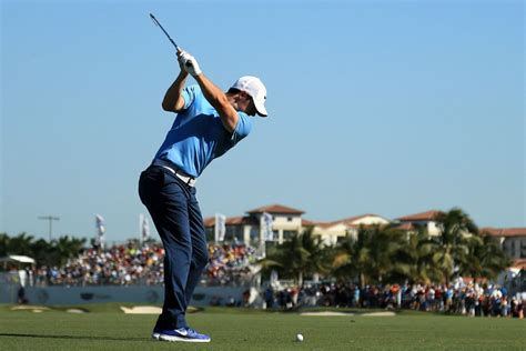 rory golf swing what do the world s best golfers think about during their