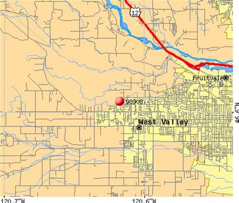 zip code map yakima wa yakima wa zip code map zip code map