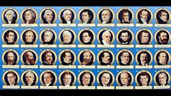 Presidents Of The United States presidents of the united states history of us