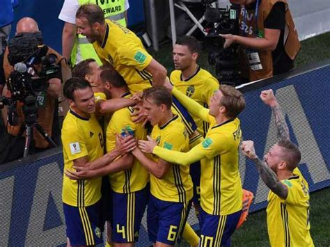 sweden vs south korea sweden vs south korea fifa world cup 2018 highlights