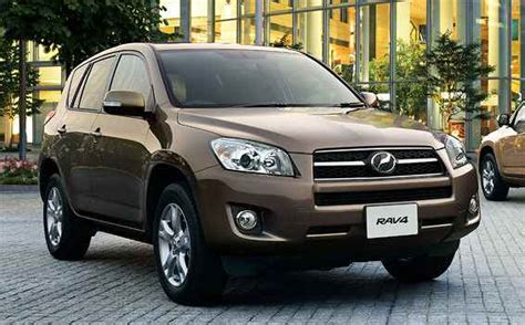 Which Toyotas Are Made In Japan Toyota Rav4 X Cvt 2 4 2008 Japanese Vehicle