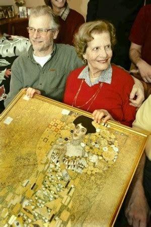adele diamond biography maria altmann maria altmann 94 dies after winning