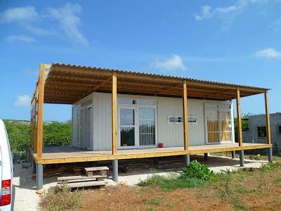 Shipping Container Homes: Criens, Trimo   Bonaire, Caribbean   Shipping Container Home