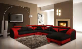 black living room furniture to create your own style