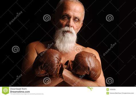 oldest boxer boxer stock image image of gloves portrait 7635035