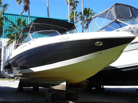 used rinker bowrider boats for sale 2006 used rinker 282 captiva bowrider boat for sale