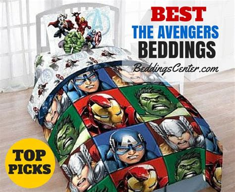 best rated bed sheets top rated quot the avengers quot beddings twin and full bedding