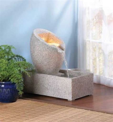 20 lavish indoor water fountains for your home