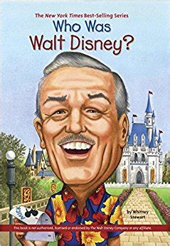 biography book series who was walt disney whitney stewart who hq nancy
