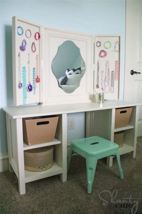 diy makeup vanity made2style diy makeup vanity made2style 28 images dresser luxury
