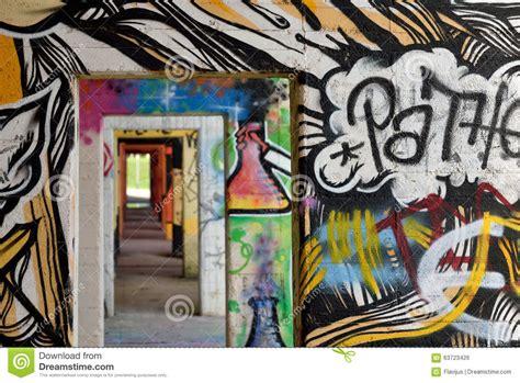 graffiti duisburg graffiti in rheinpark duisburg editorial photo image