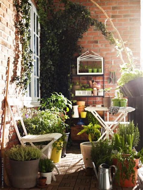 Balkon Garten by Balkon Archive Sweet Home