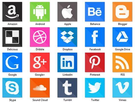 imagenes y nombres de redes sociales social media icons pack con 150 iconos sociales 2015