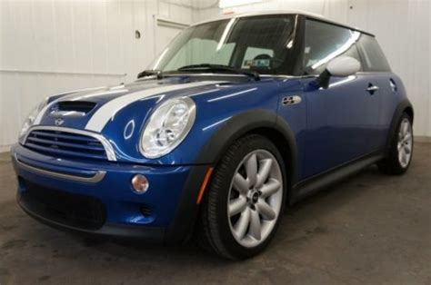 High Performance Mini Cooper Purchase Used 2005 Mini Cooper S High Performance Lots Of