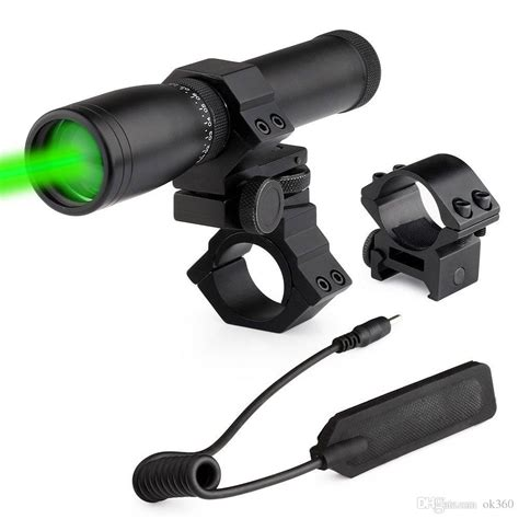 scope mounted lights for night hunting nd 30 laser light green laser designator for rifle scope