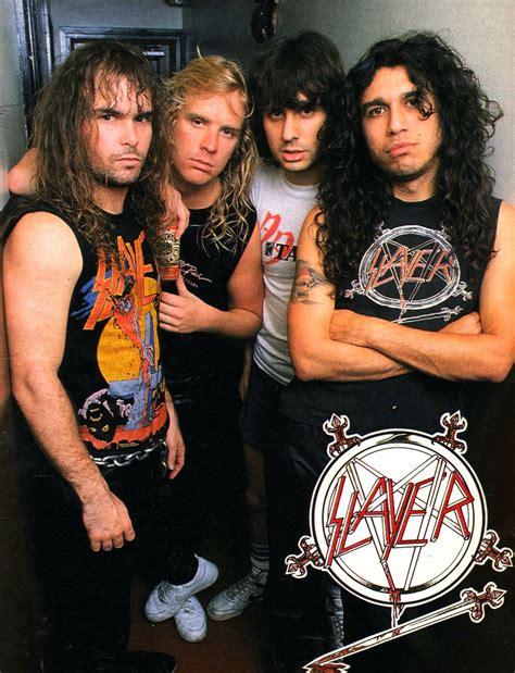 Slayer Rock Band Heavy Metal - kurlee daddee s west bay dominance rip jeff hanneman of