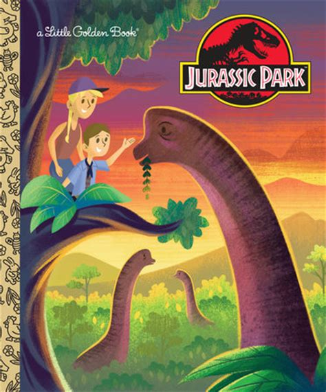 jurassic park golden book jurassic park by arie