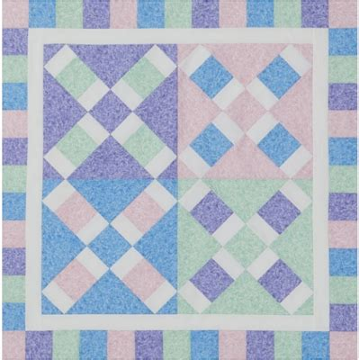 pastel quilt pattern inspired by fabric free pastel baby quilt pattern