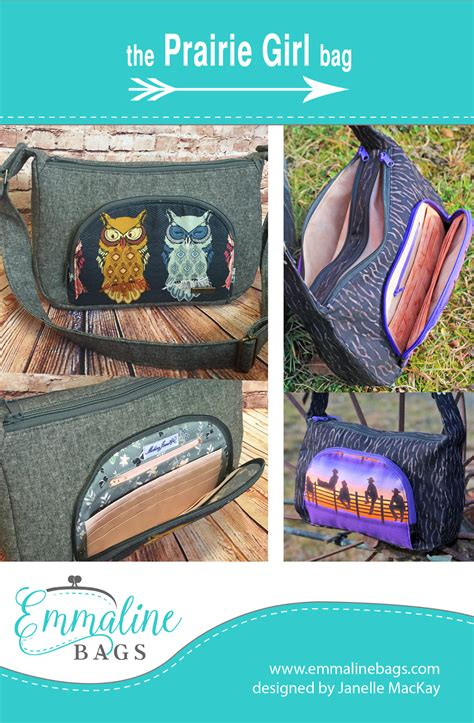 Like A Chic Bag Of The Month Club by Emmaline Bags Sewing Patterns And Purse Supplies Bag Of