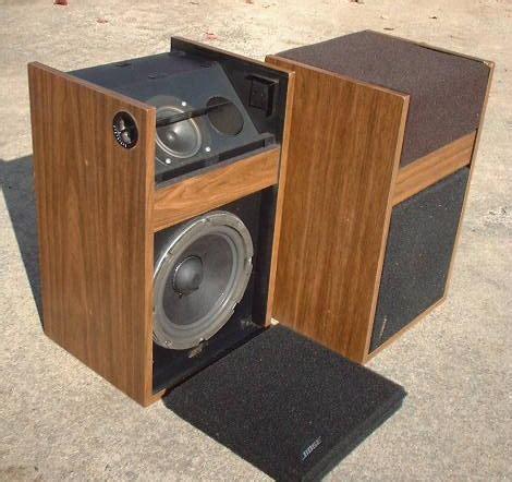 Bose Bookshelf Speaker Stands Bose 301 Series 1 Specs